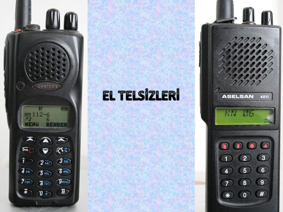 EL TELSİZLERİ