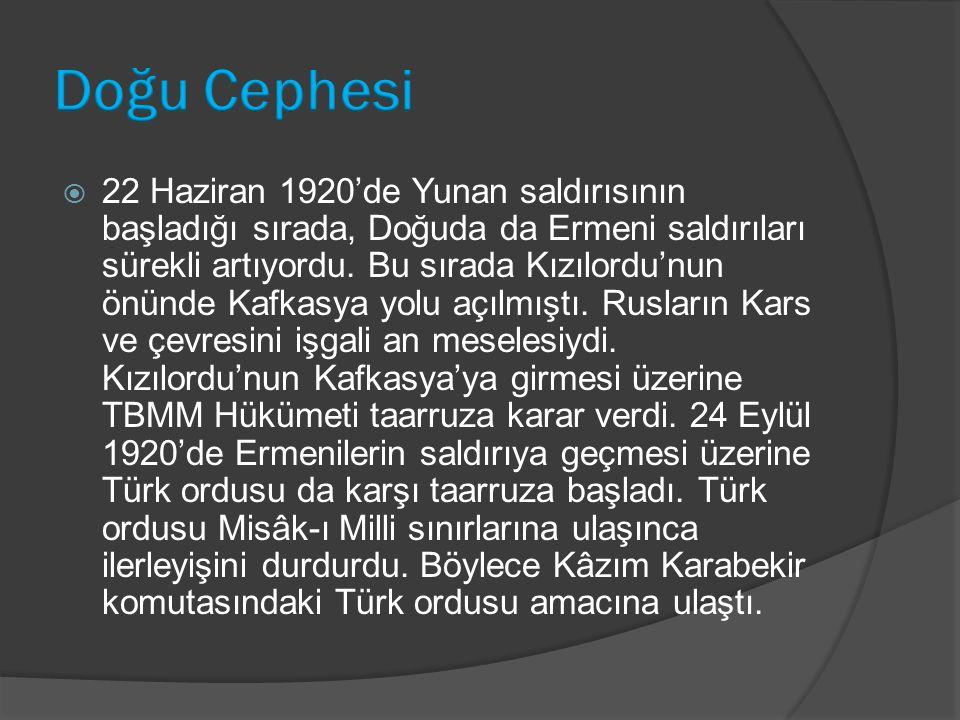Doğu Cephesi