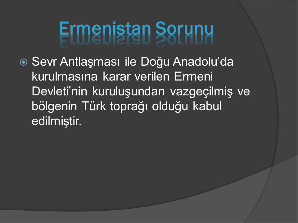 Ermenistan Sorunu