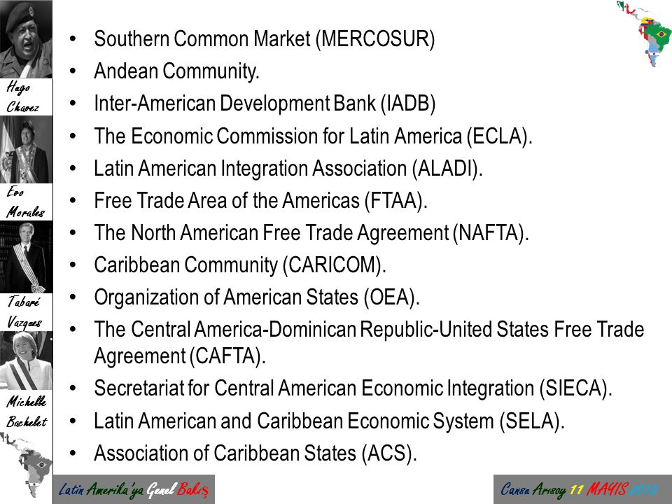 Southern Common Market (MERCOSUR)