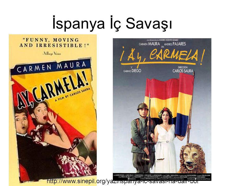 İspanya İç Savaşı http://www.sinepil.org/yazi/ispanya-ic-savasi-na-dair-bol