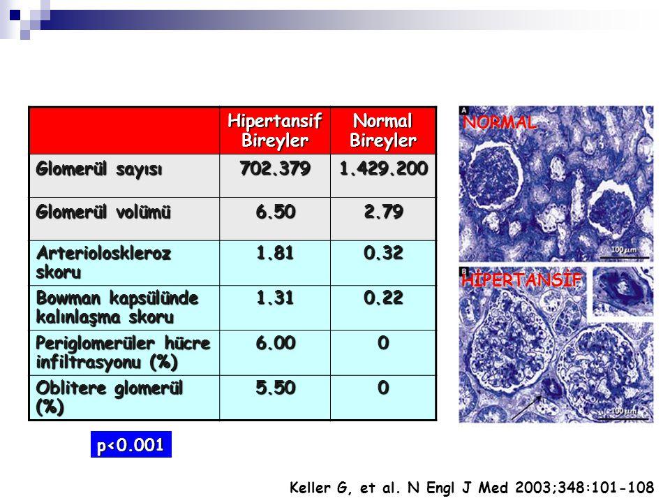 Arterioloskleroz skoru 1.81 0.32 Bowman kapsülünde kalınlaşma skoru