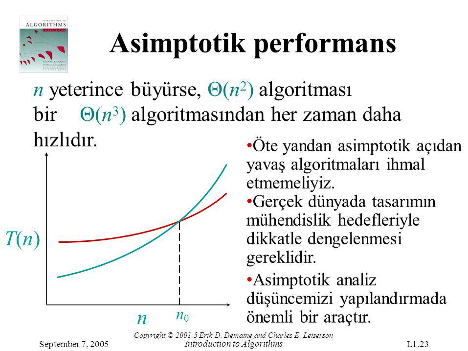 Asimptotik performans