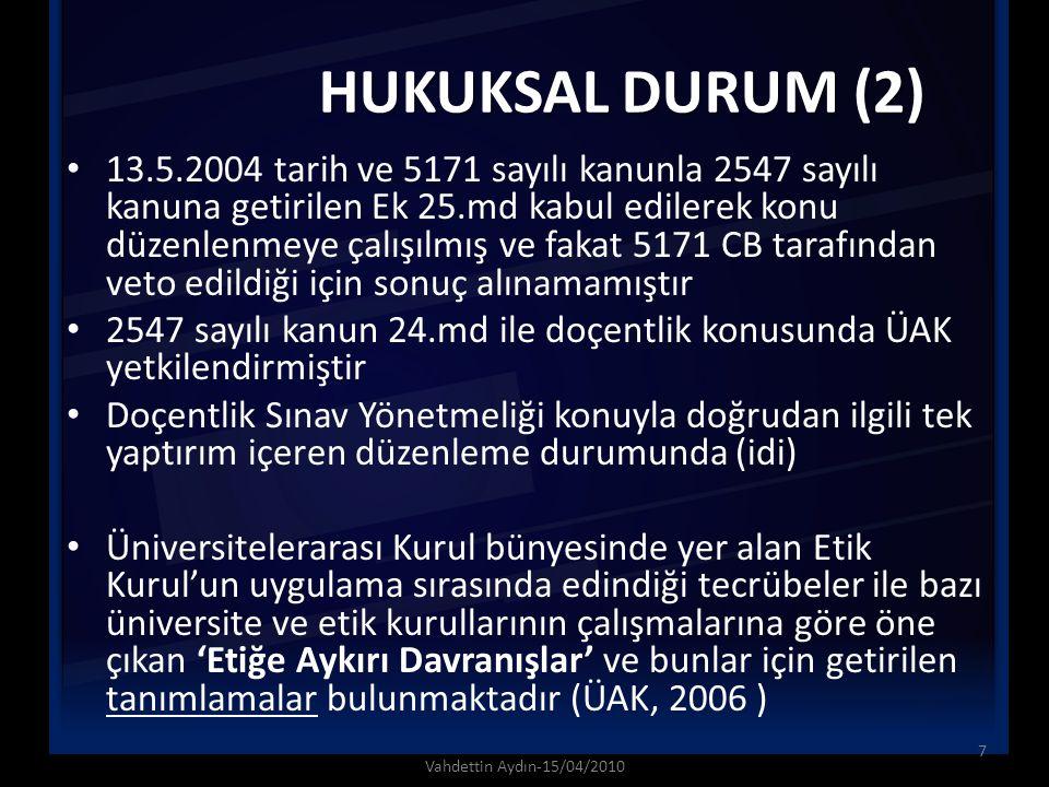 HUKUKSAL DURUM (2)