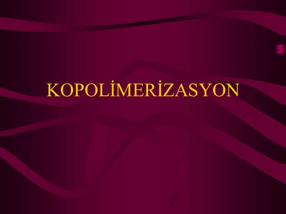 KOPOLİMERİZASYON