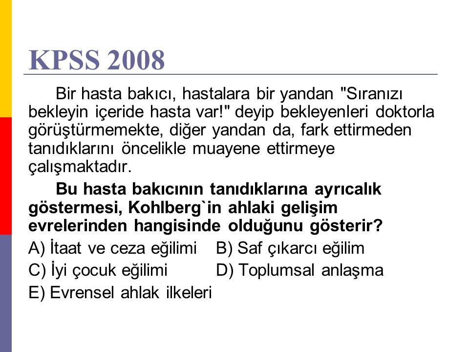 KPSS 2008