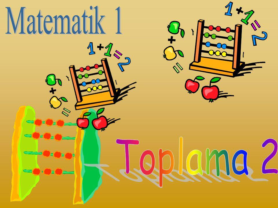 Matematik 1 Toplama 2