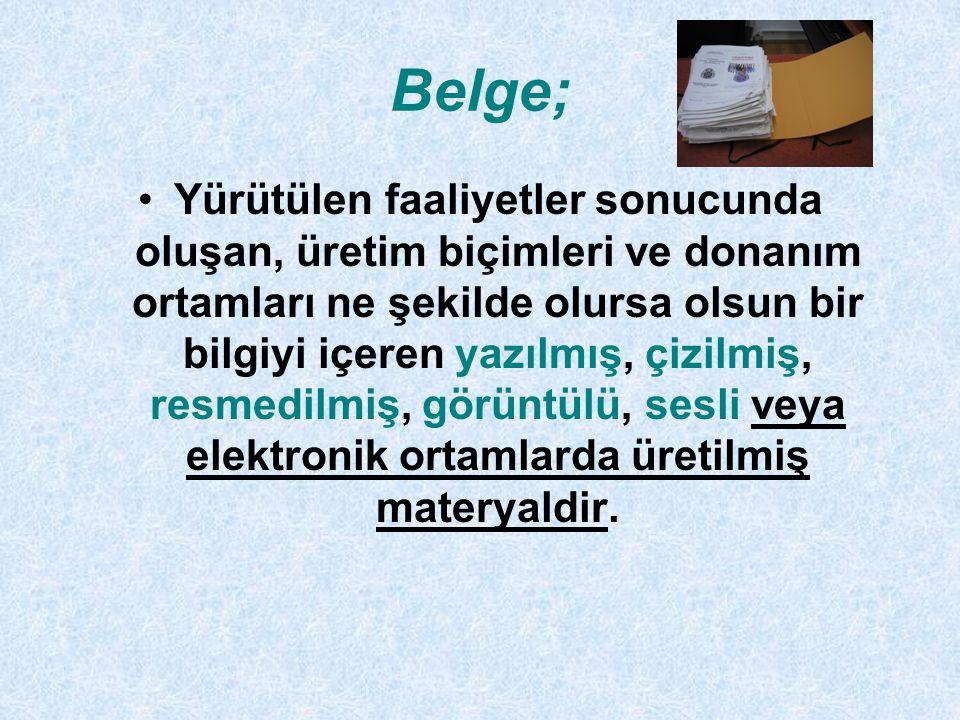 Belge;