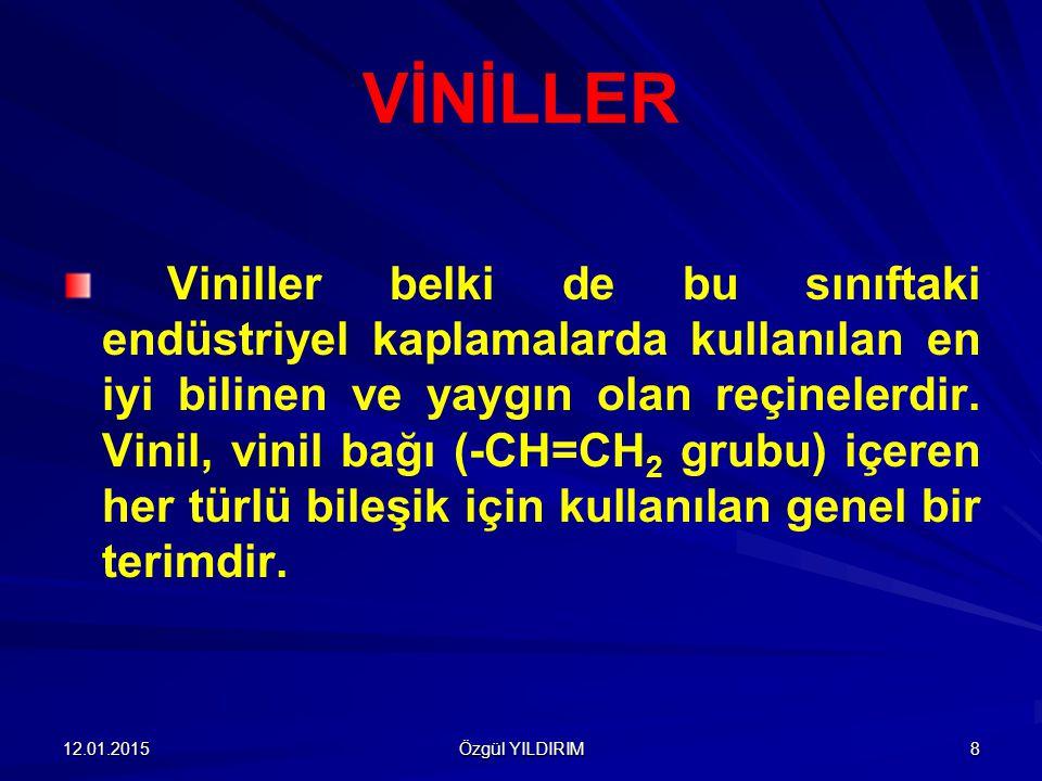 VİNİLLER