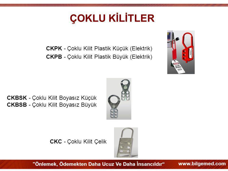 ÇOKLU KİLİTLER CKPK - Çoklu Kilit Plastik Küçük (Elektrik)