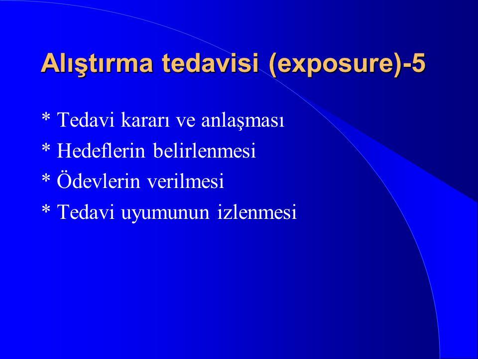 Alıştırma tedavisi (exposure)-5