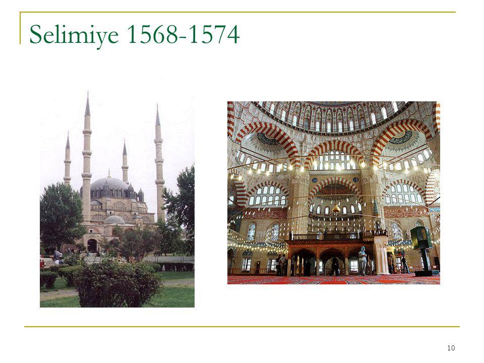 Selimiye 1568-1574
