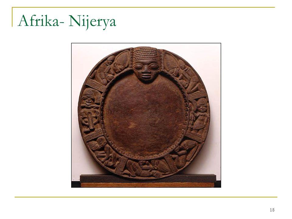 Afrika- Nijerya