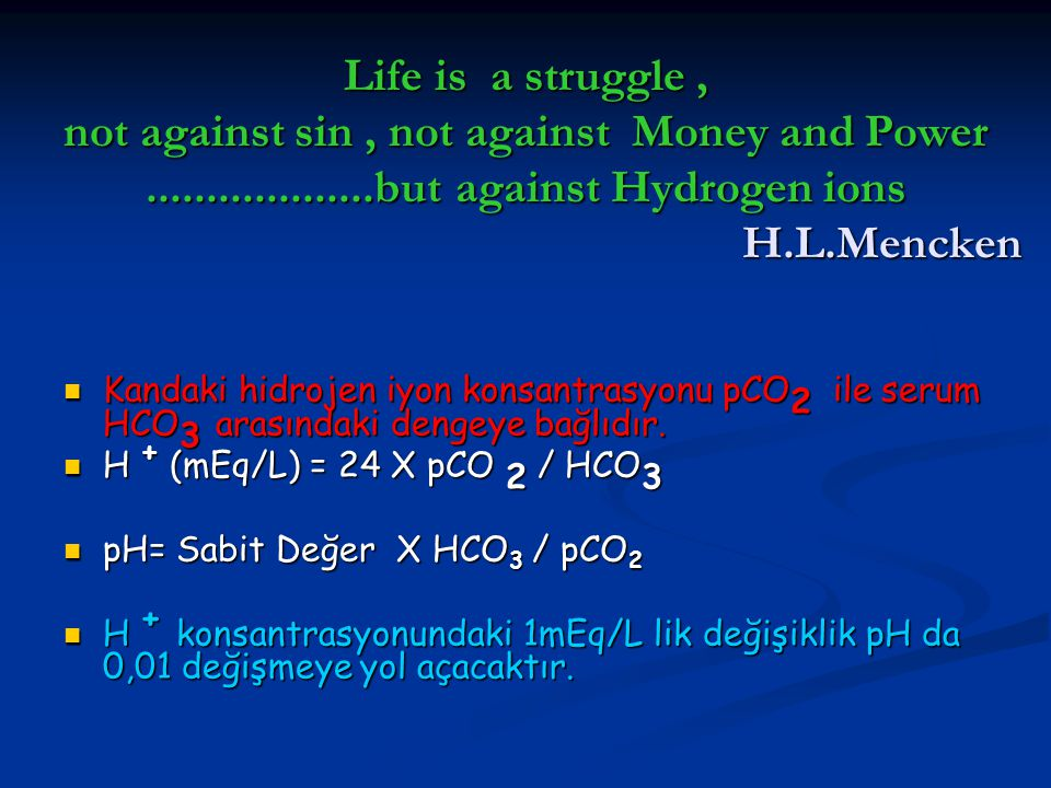 Life is a struggle , not against sin , not against Money and Power