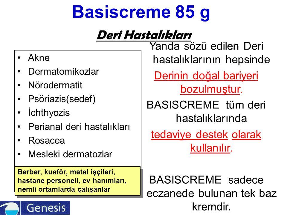 Basiscreme 85 g Deri Hastalıkları