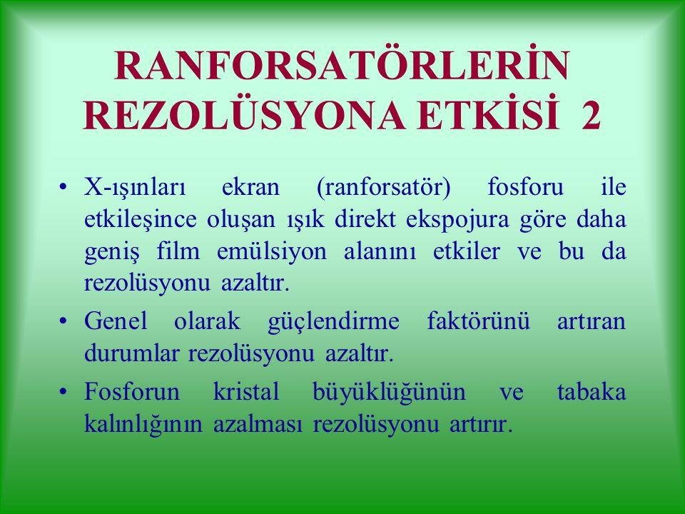 RANFORSATÖRLERİN REZOLÜSYONA ETKİSİ 2