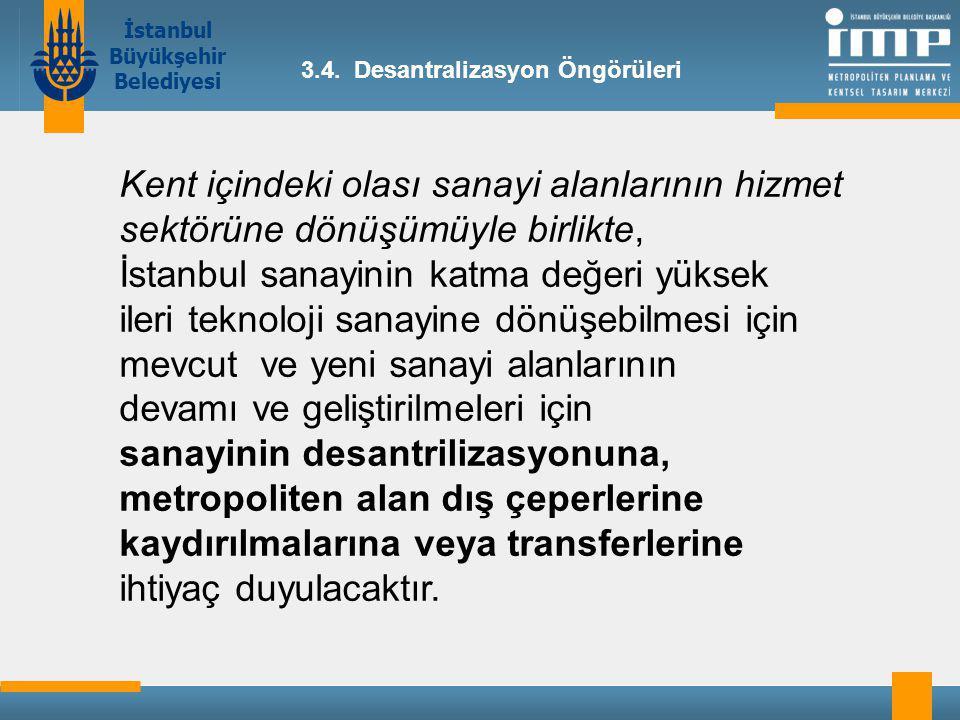 İstanbul sanayinin katma değeri yüksek