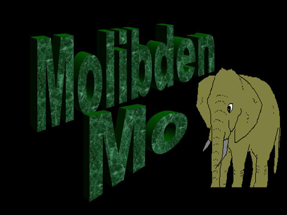 Molibden Mo