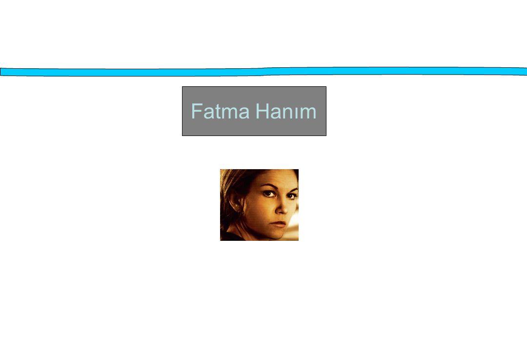 Fatma Hanım