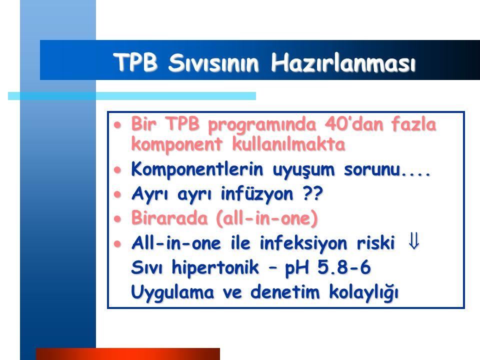 TPB Sıvısının Hazırlanması