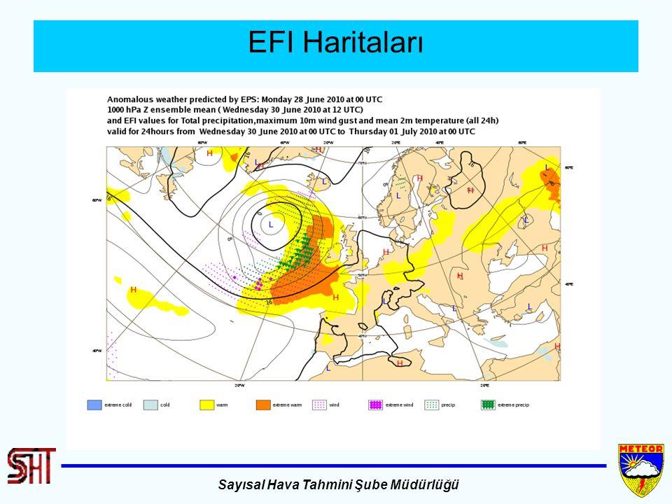 EFI Haritaları
