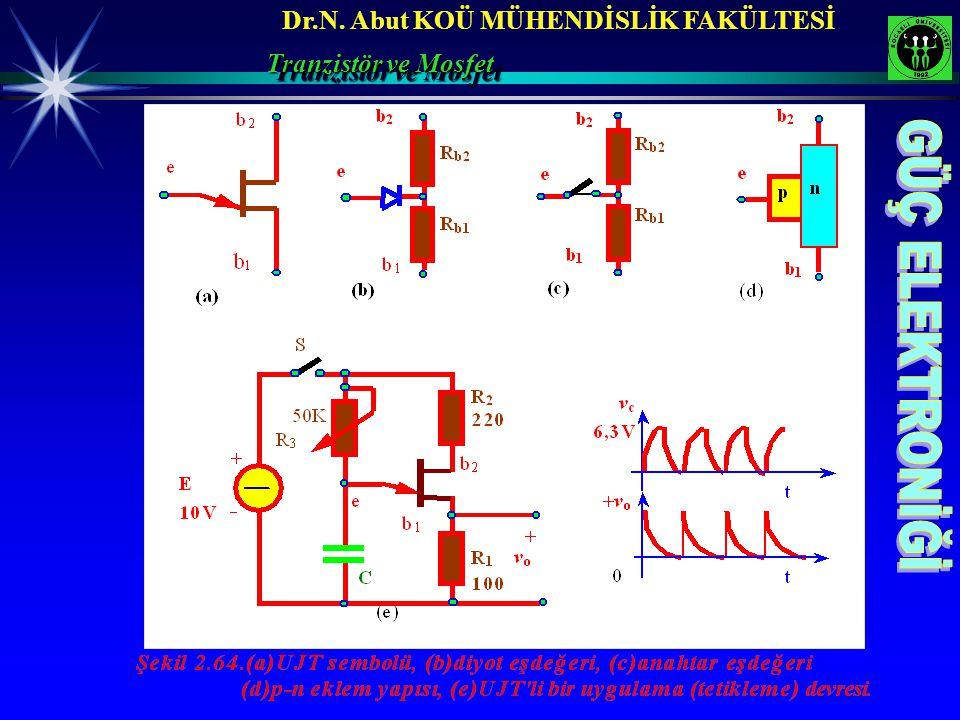 Tranzistör ve Mosfet