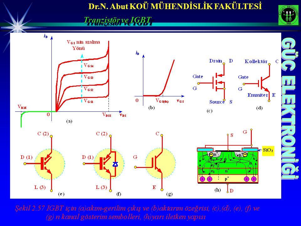 Tranzistör ve IGBT