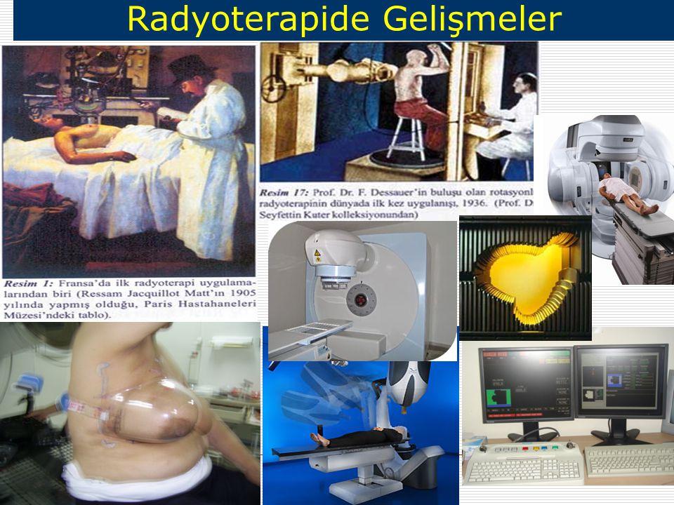 Radyoterapide Gelişmeler