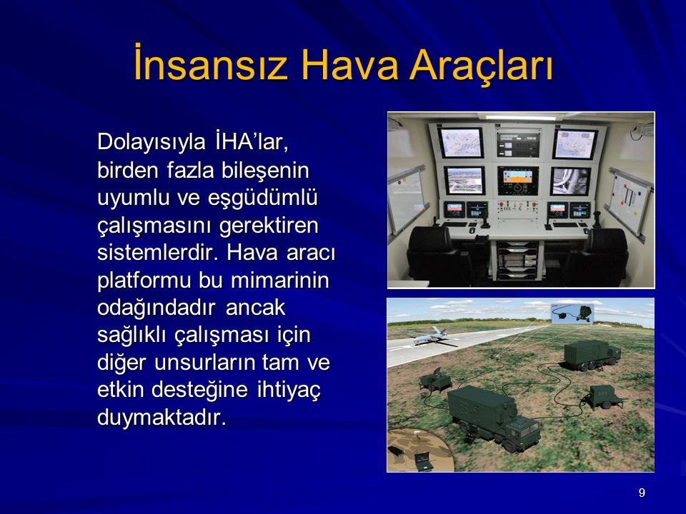İnsansız Hava Araçları