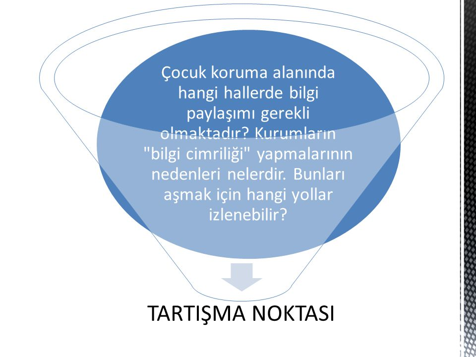 TARTIŞMA NOKTASI