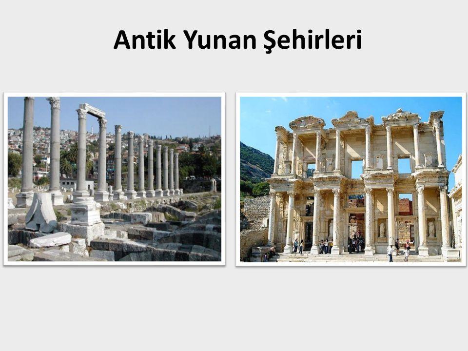 Antik Yunan Şehirleri