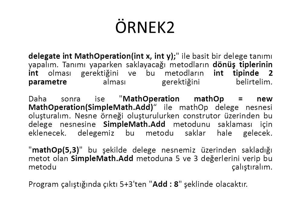 ÖRNEK2