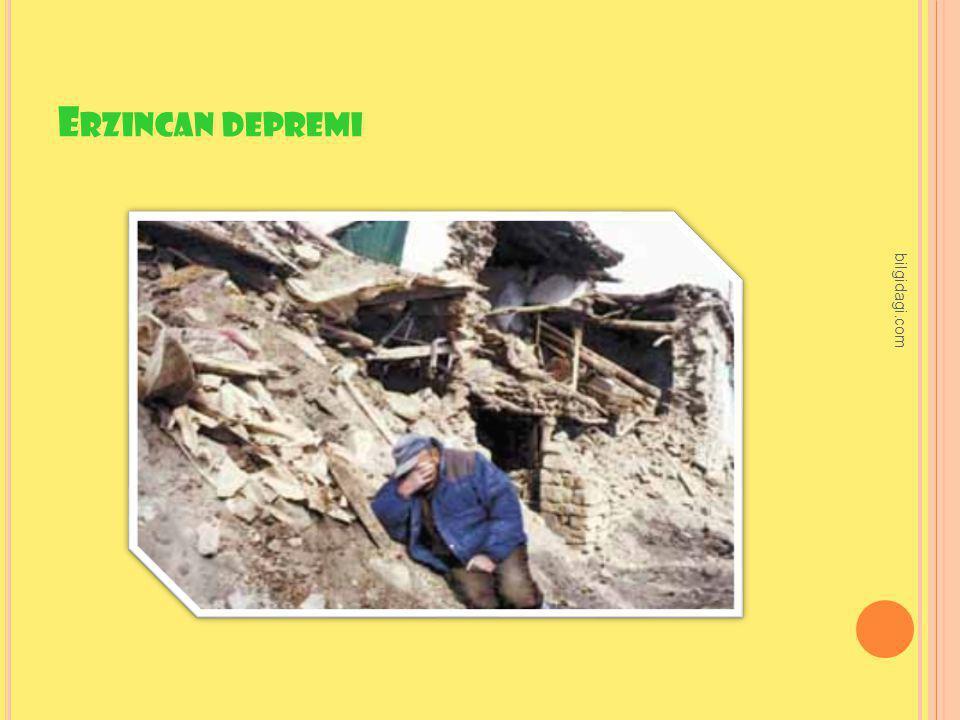 Erzincan depremi bilgidagi.com