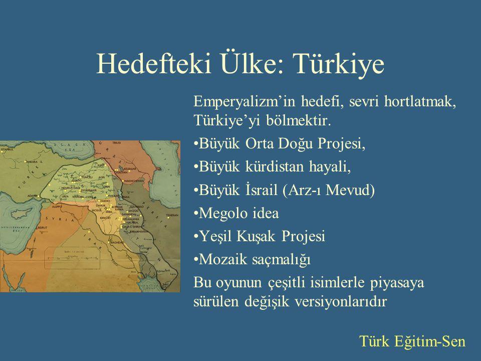 Hedefteki Ülke: Türkiye
