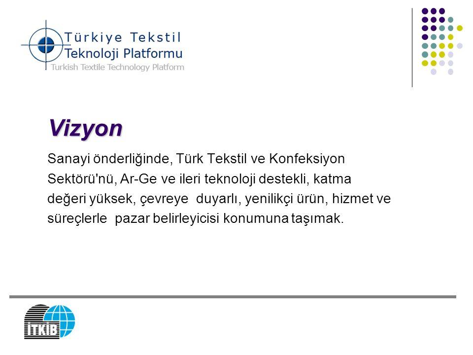 Vizyon Sanayi önderliğinde, Türk Tekstil ve Konfeksiyon