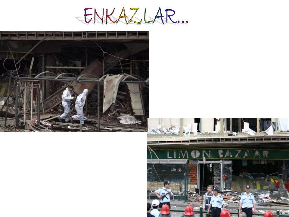 ENKAZLAR...
