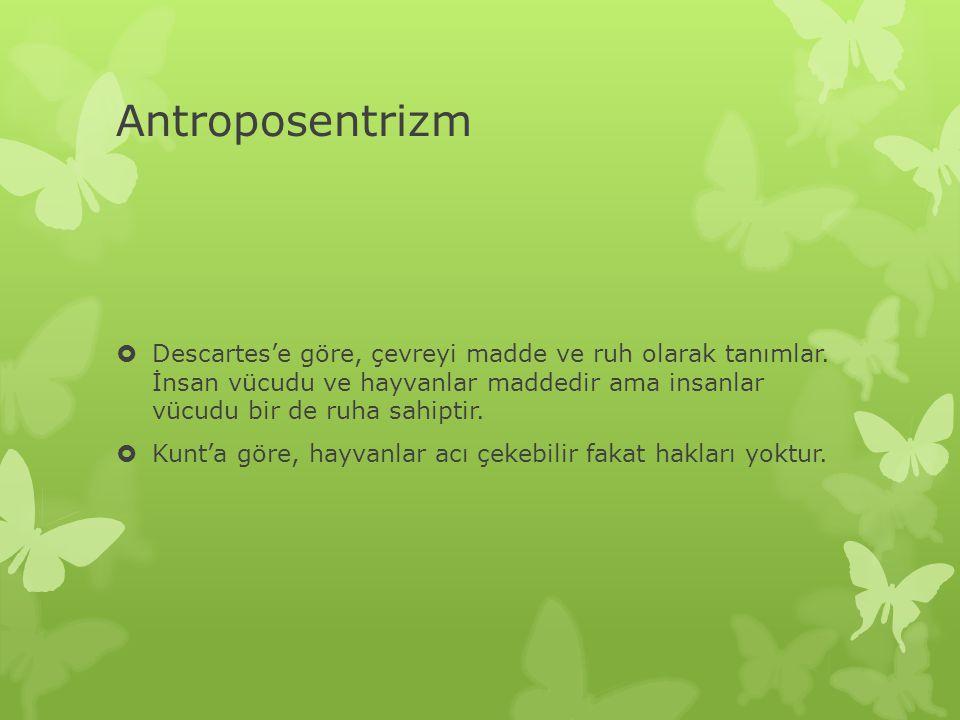 Antroposentrizm