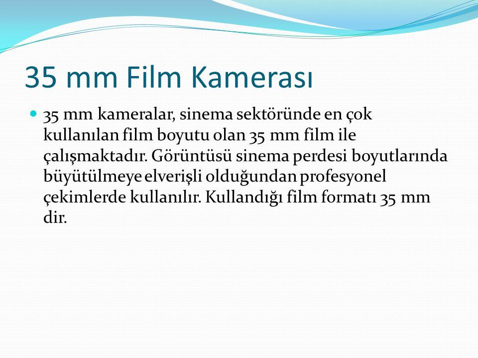 35 mm Film Kamerası