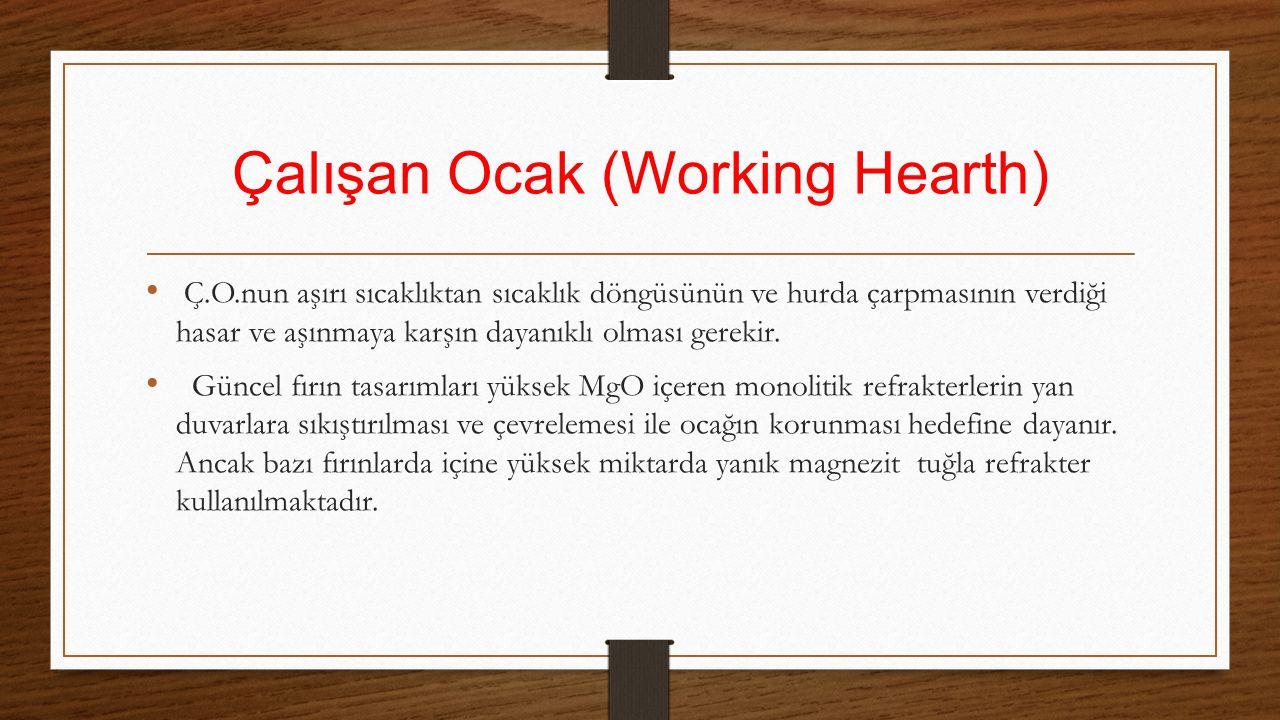 Çalışan Ocak (Working Hearth)