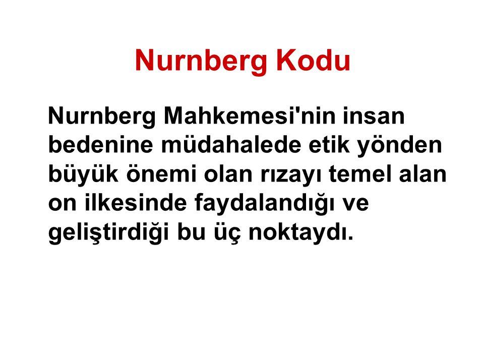 Nurnberg Kodu