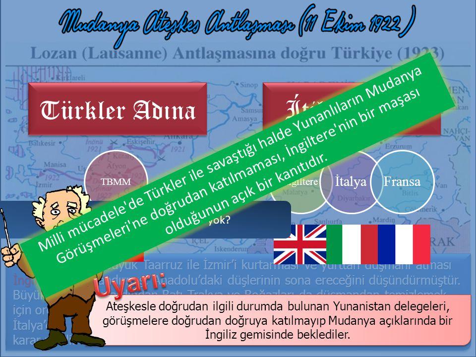 Türkler Adına Ítilaf Grubu Uyarı: