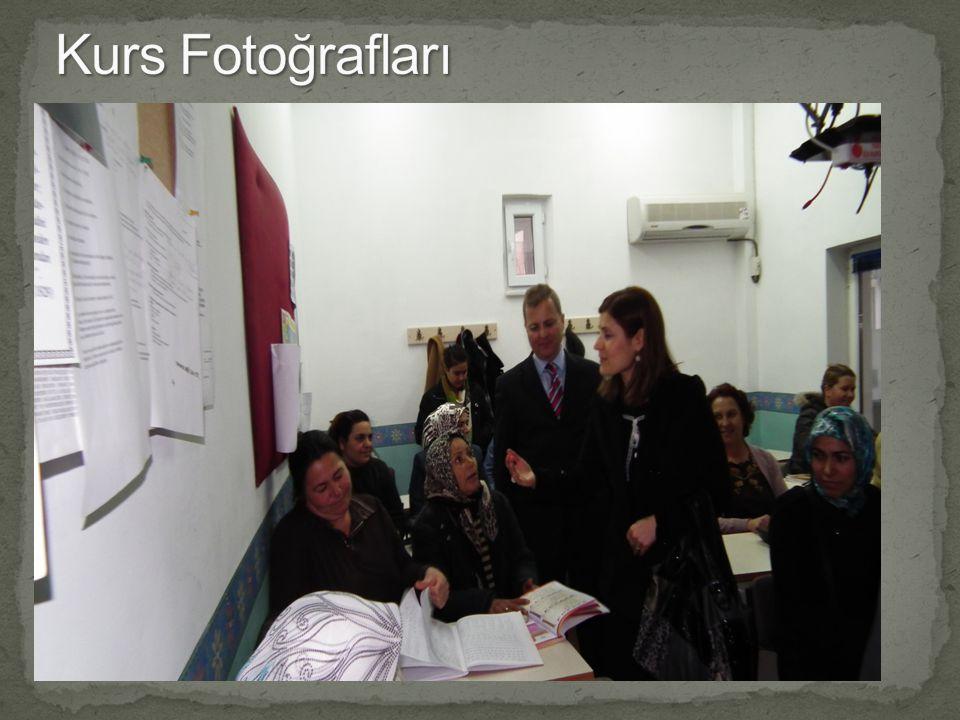 Kurs Fotoğrafları