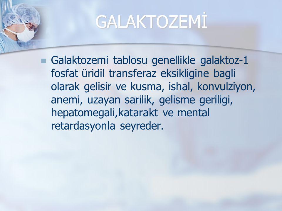 GALAKTOZEMİ