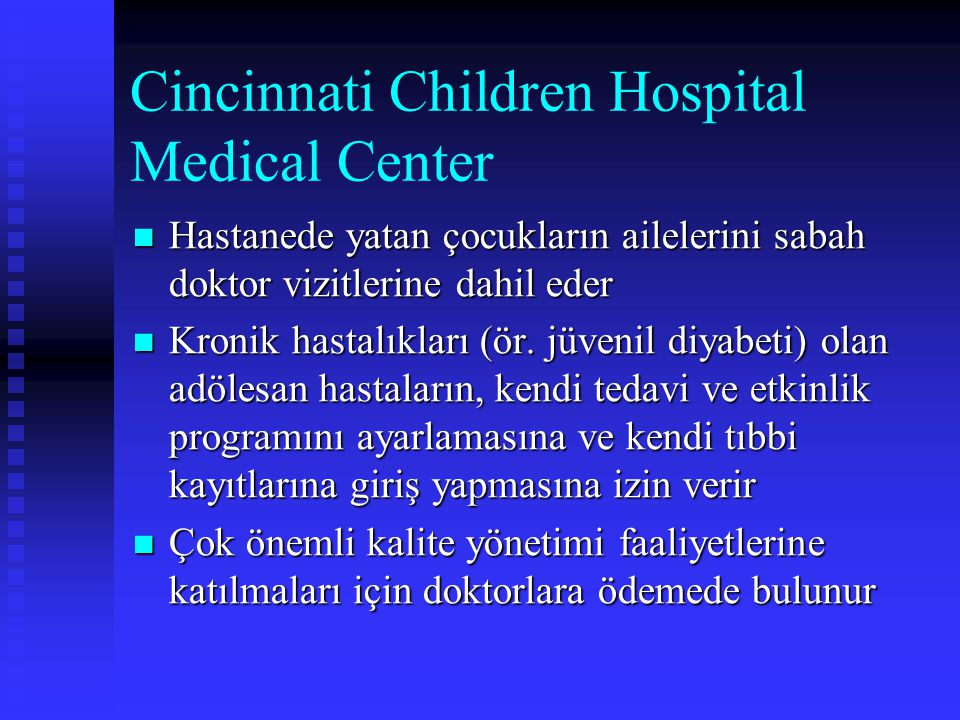 Cincinnati Children Hospital Medical Center