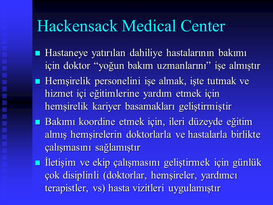 Hackensack Medical Center