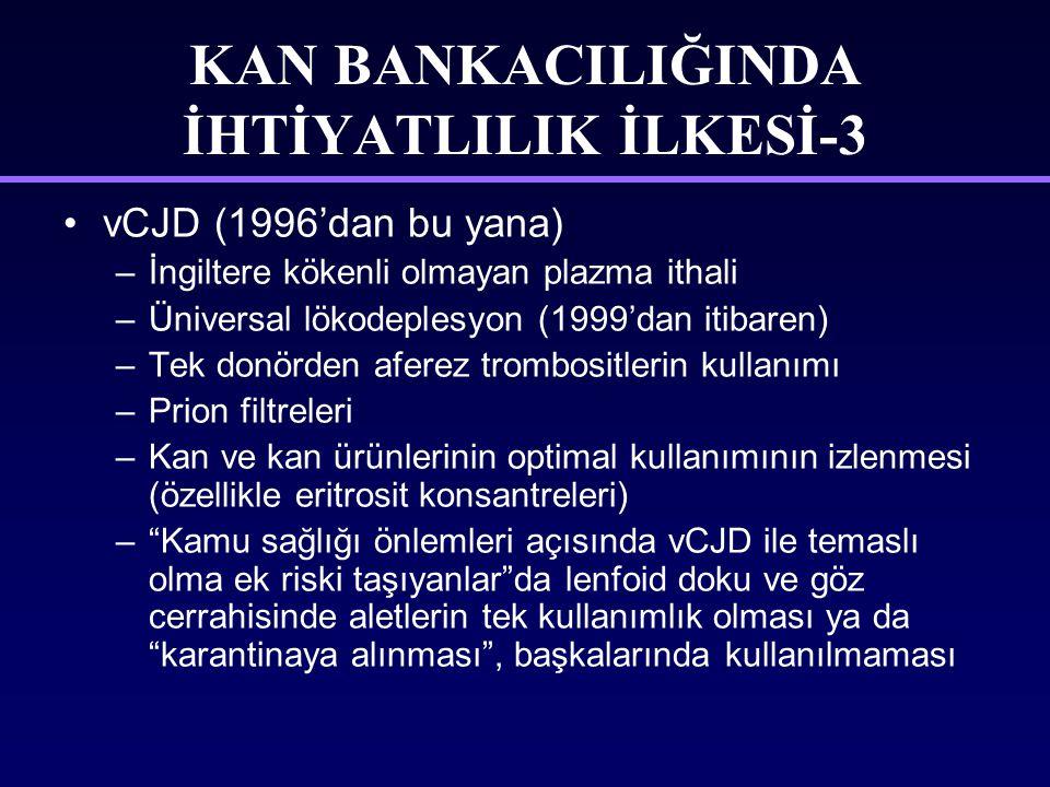 KAN BANKACILIĞINDA İHTİYATLILIK İLKESİ-3