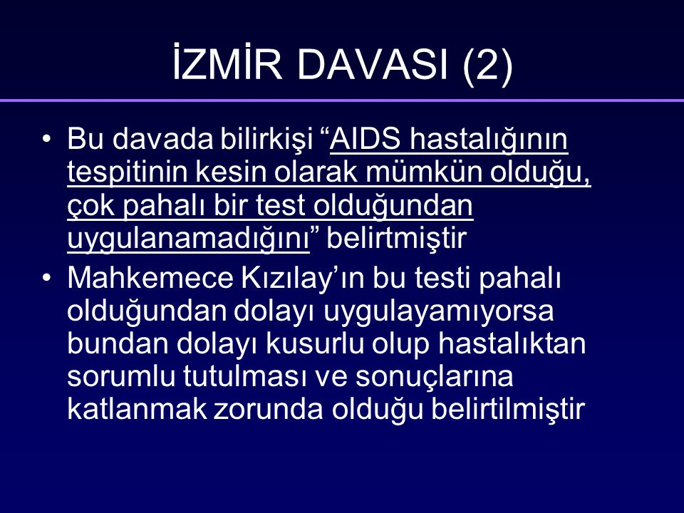 İZMİR DAVASI (2)