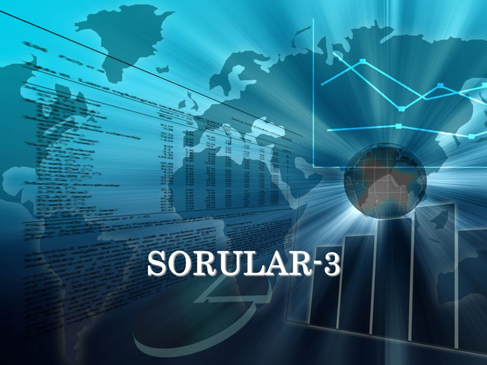SORULAR-3