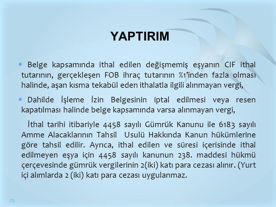 YAPTIRIM
