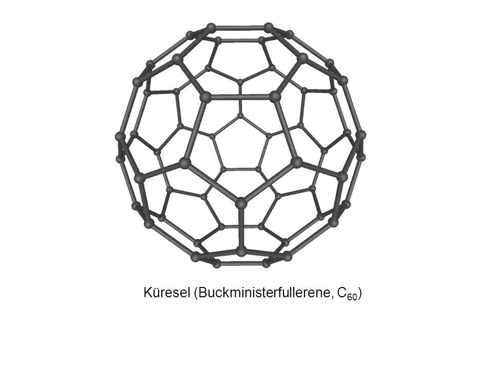 Küresel (Buckministerfullerene, C60)